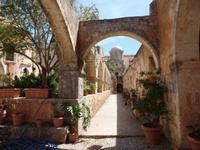 Kloster Moni Agia Triada Tzagalorolon