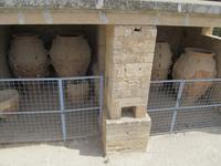 Vorratsräume in Knossos