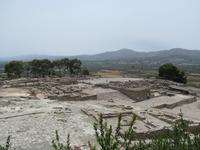 Ruinenpalast Festos