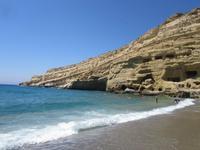 Matala - Die Hippiehöhlen