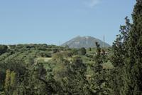 Kreta - Blick von Knossos