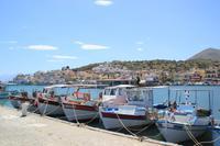 Kreta - Elounda Hafen