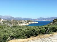 Tag 2: Blick auf das Kretische Meer
