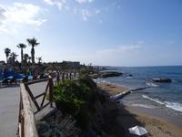 Uferpromenade von Hersonissos