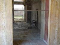 In den Palastruinen von Knossos - Königsstuhl
