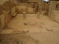 Palastruinen von Festos - Gemach der Königin
