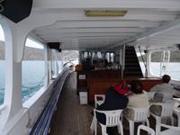 Überfahrt zur Insel Spinalonga