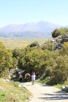 Kreta - Lassithi Hochebene