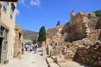 Kreta - Rundgang auf Spinalonga
