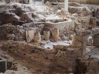 Santorin: Akrotiri