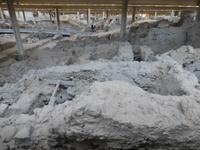 Ausgrabungsstätte Akrotiri
