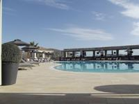 Unser Hotel in Paros - Pool