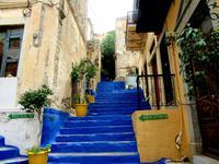 Symi - Weg zur oberen Altstadt