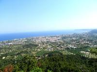 Ialyssos - Blick über Trianta