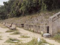 Stadion der Akropolis von Rhodos