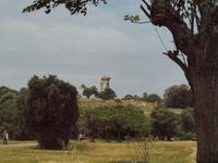 Tempelruine der Akropolis von Rhodos