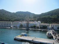 Rhodos - Insel Symi - Kloster Panormitis