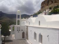 auf Insel Tilos