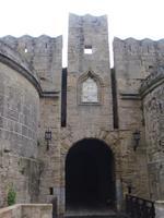 Eingangstor von Rhodos Stadt