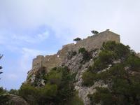 Burg Monolithos