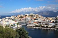 Panorama in Agios Nikolaos