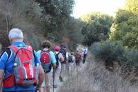 Wanderung auf Kreta bei Agios Irini