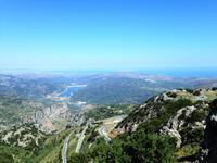 Blick auf das Dikti-Gebirge