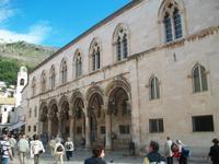 Dubrovnik, Rektorenpalast