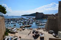 154 Dubrovnik, Altstadthafen