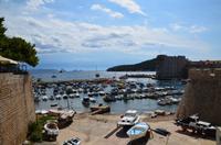 246 Dubrovnik, Altstadthafen