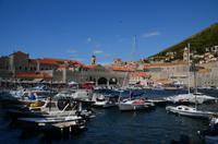 248 Dubrovnik, Altstadthafen