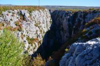323 Cetina Wasserfall