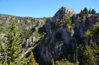 347 Imotski, Festung Topana