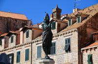 182 Dubrovnik, Denkmal für Ivan Gundulic