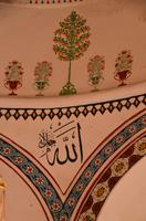 235 Mostar, Detail in der Mehmed Pascha Moschee