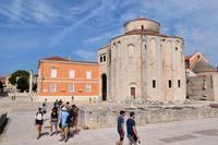 015 Zadar, Donatuskirche