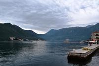 168 Bucht von Kotor, Perast mit Blick zum Orjen