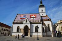 022 Zagreb, Marcuskirche