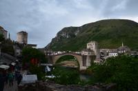 198 Herzegowina, Mostar, Alte Brücke