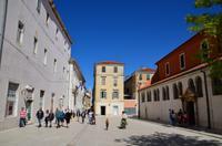340 Zadar, auf der Hauptstrasse