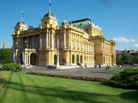 Zagreb, Oper