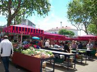 Split, Markt