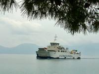 Unsere Fähre zur Insel Hvar