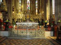 Altar in der Kathedrale