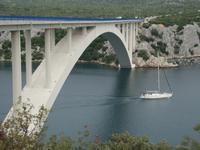 Ei wunderbares Panorama an der Brücke