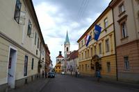 020 Zagreb, Rathaus