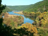 Im Krka- Nationalpark