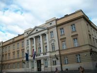 Zagreb, Markusplatz
