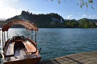269 Bleder See, Burg Bled und Pletna-Boot