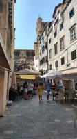 107 Dubrovnik, Spanische Treppe